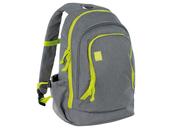 "Lässig Kinderrucksack ""About Friends"" Big Backpack melange grey"