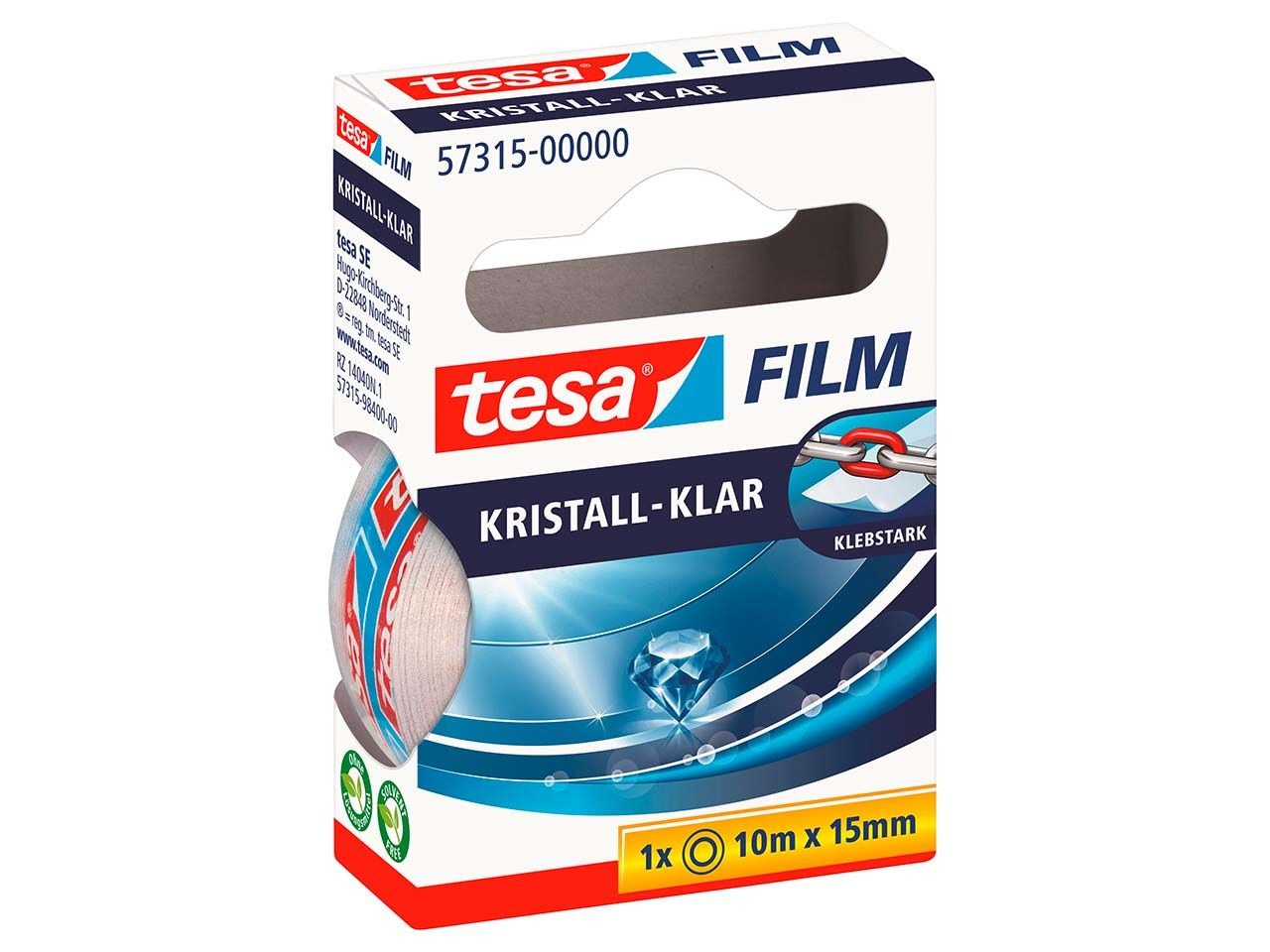 Tesa Multifilm 10mx15mm 57315-00000-01