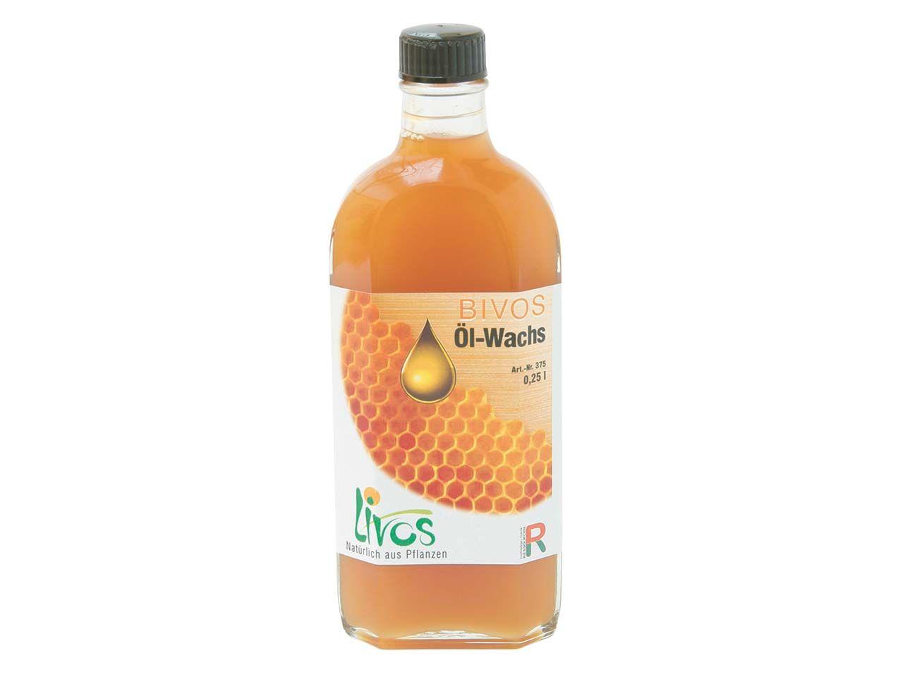 Livos Ölwachs 0,25l 375-0,25