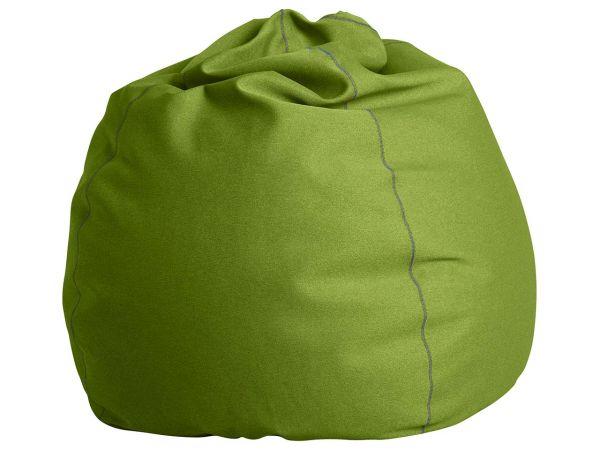 """Sitzsack """"Dubai"""" grün, für Innenbereich"""