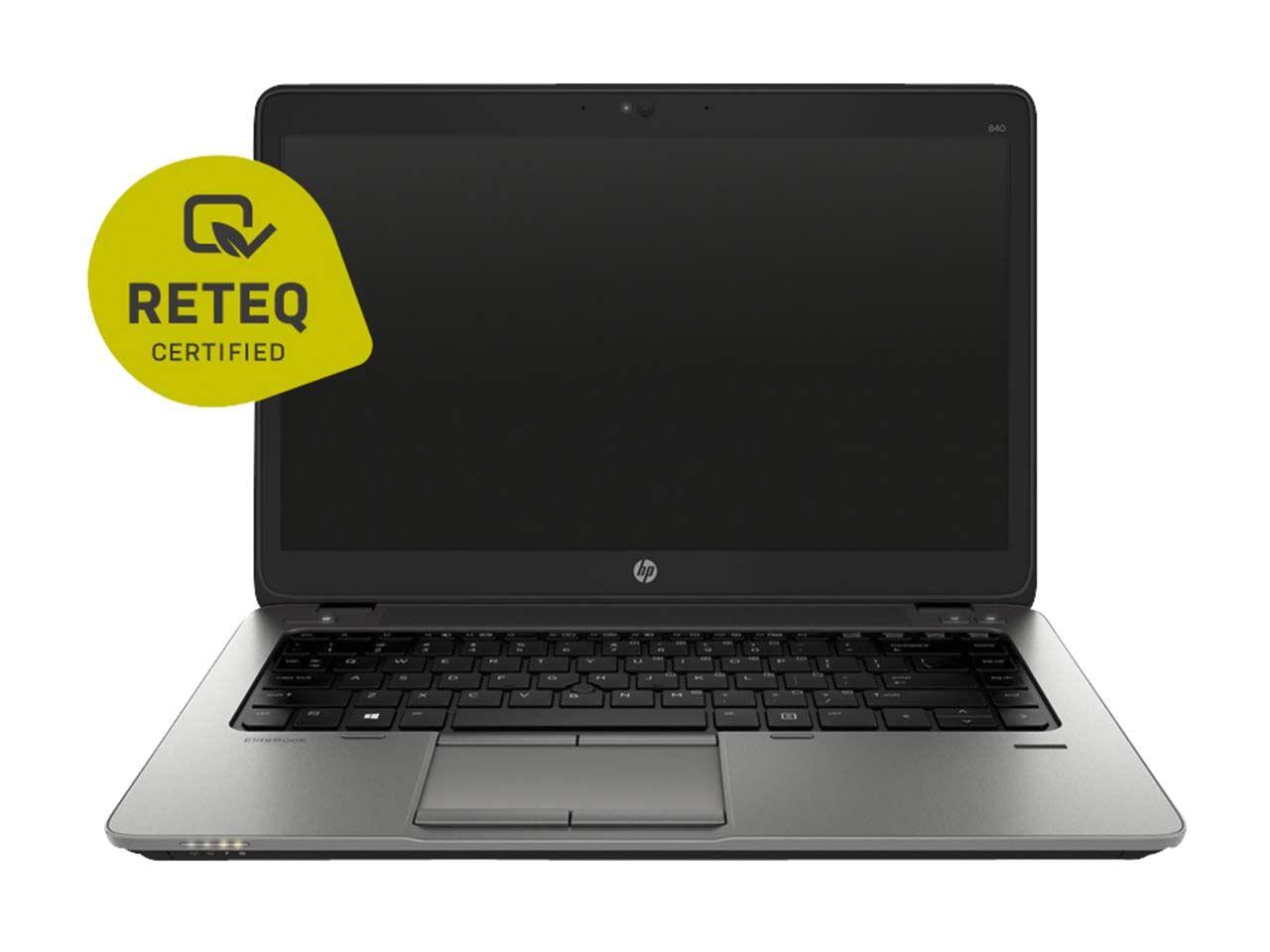 "hp Laptop ""Elitebook 840 G2"" i5-5300U mit SSD general'berholt"