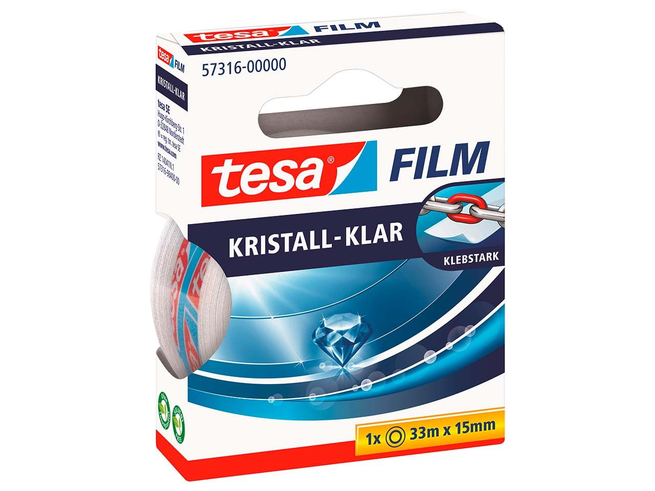 Tesa Multifilm 33mx15mm 57316-00000-01