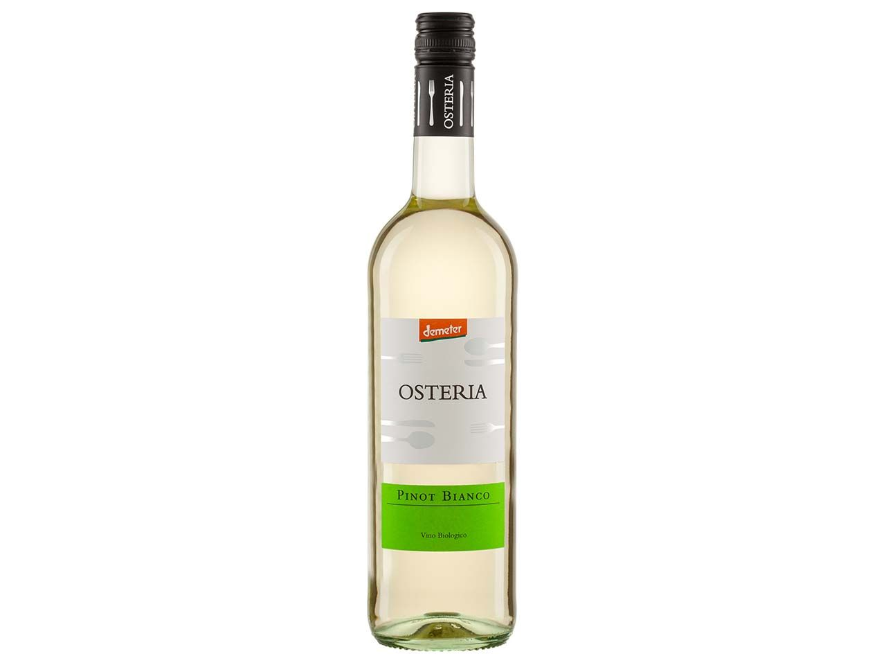 Bio-Weißwein Pinot Bianco