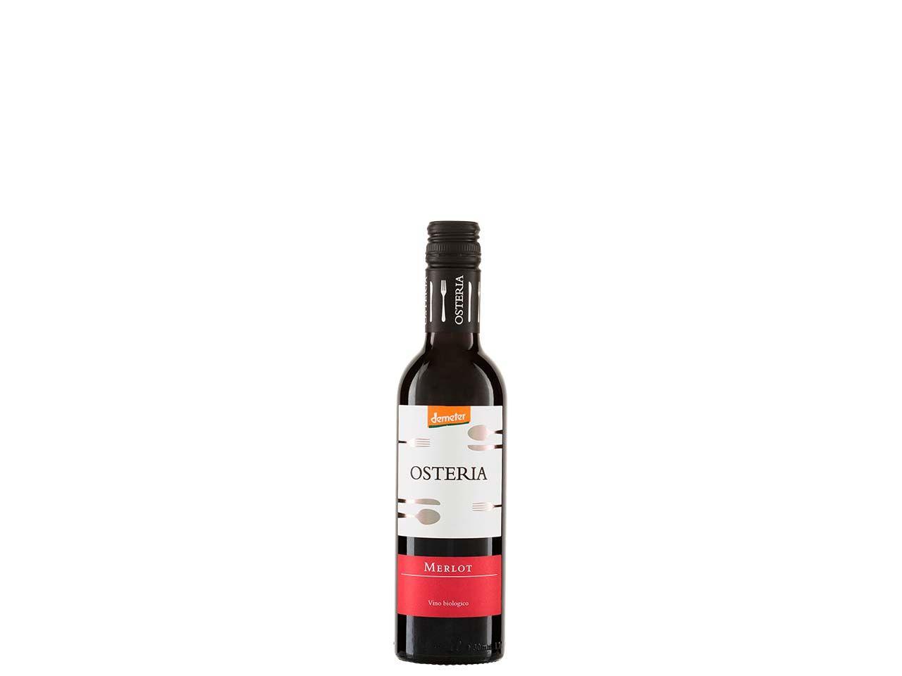 Bio-Rotwein Merlot