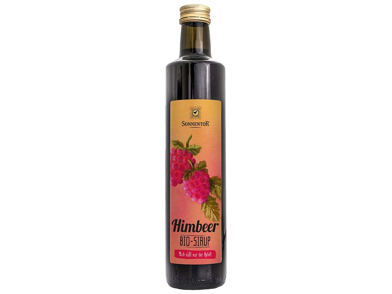 Sonnentor Bio-Himbeer-Sirup, 500 ml 00603
