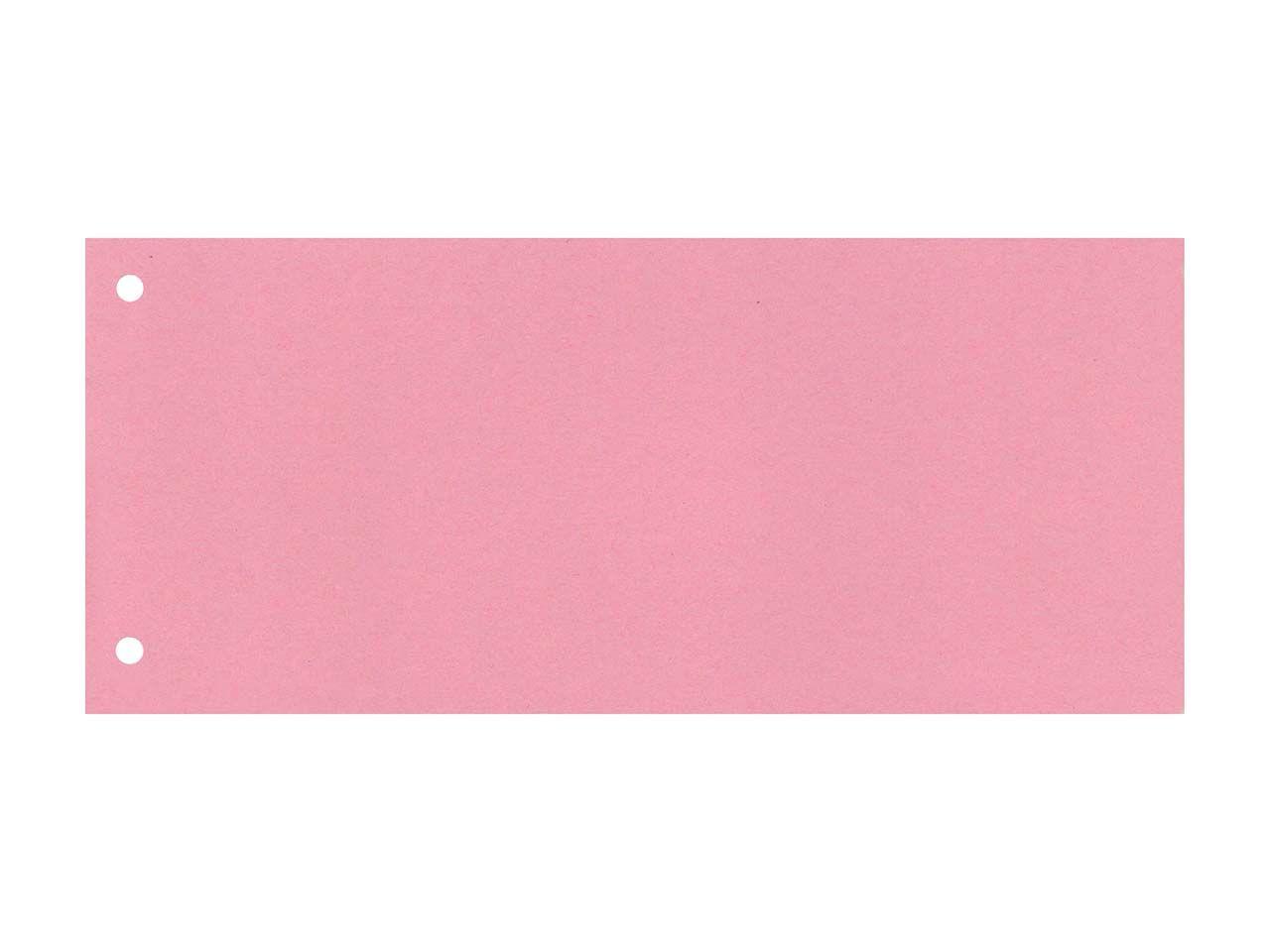 100 Trennstreifen rot 190 g/m² 50503