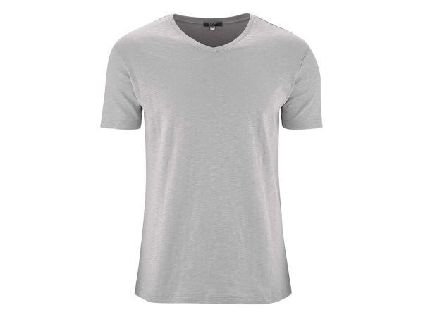 "Living Crafts Bio-Herren-T-Shirt ""Glen"" mountain rock, Gr. L"