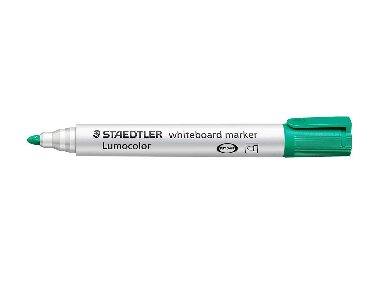 1 Staedtler Whiteboard Marker 351 grün 351-grün