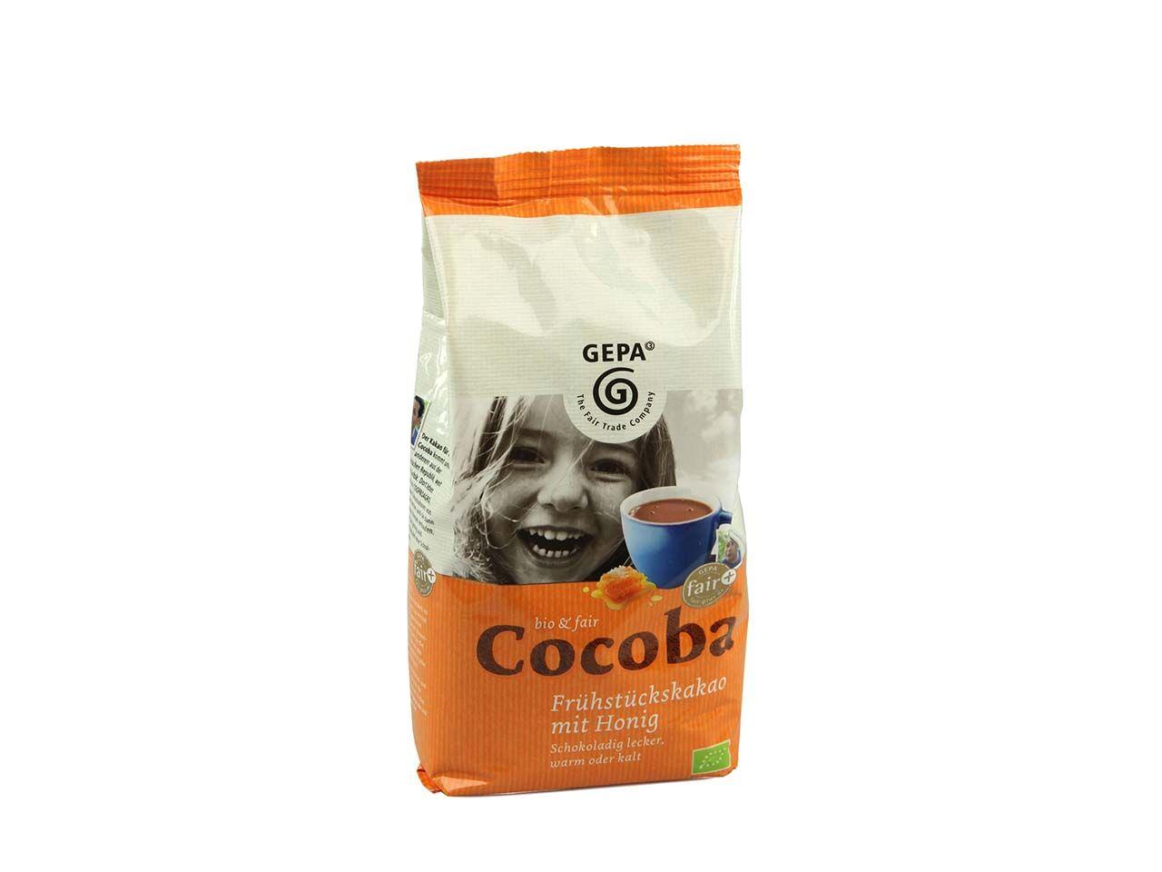 "GEPA Kakao-Instantgetränk ""Bio Cocoba"" 400 g 8911874"