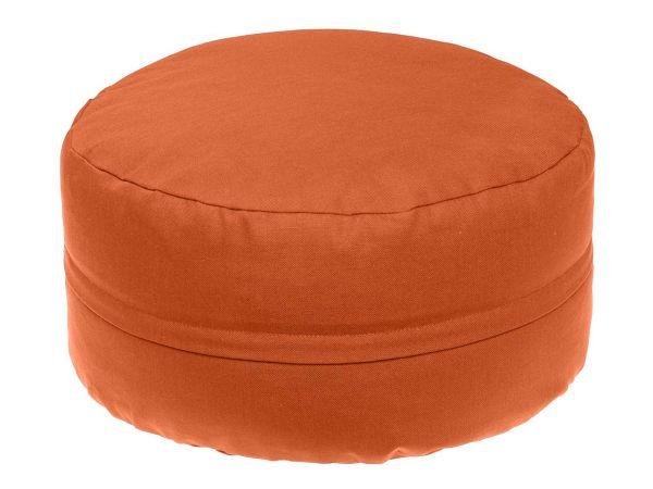 Yogakissen 40 x 20 cm orange