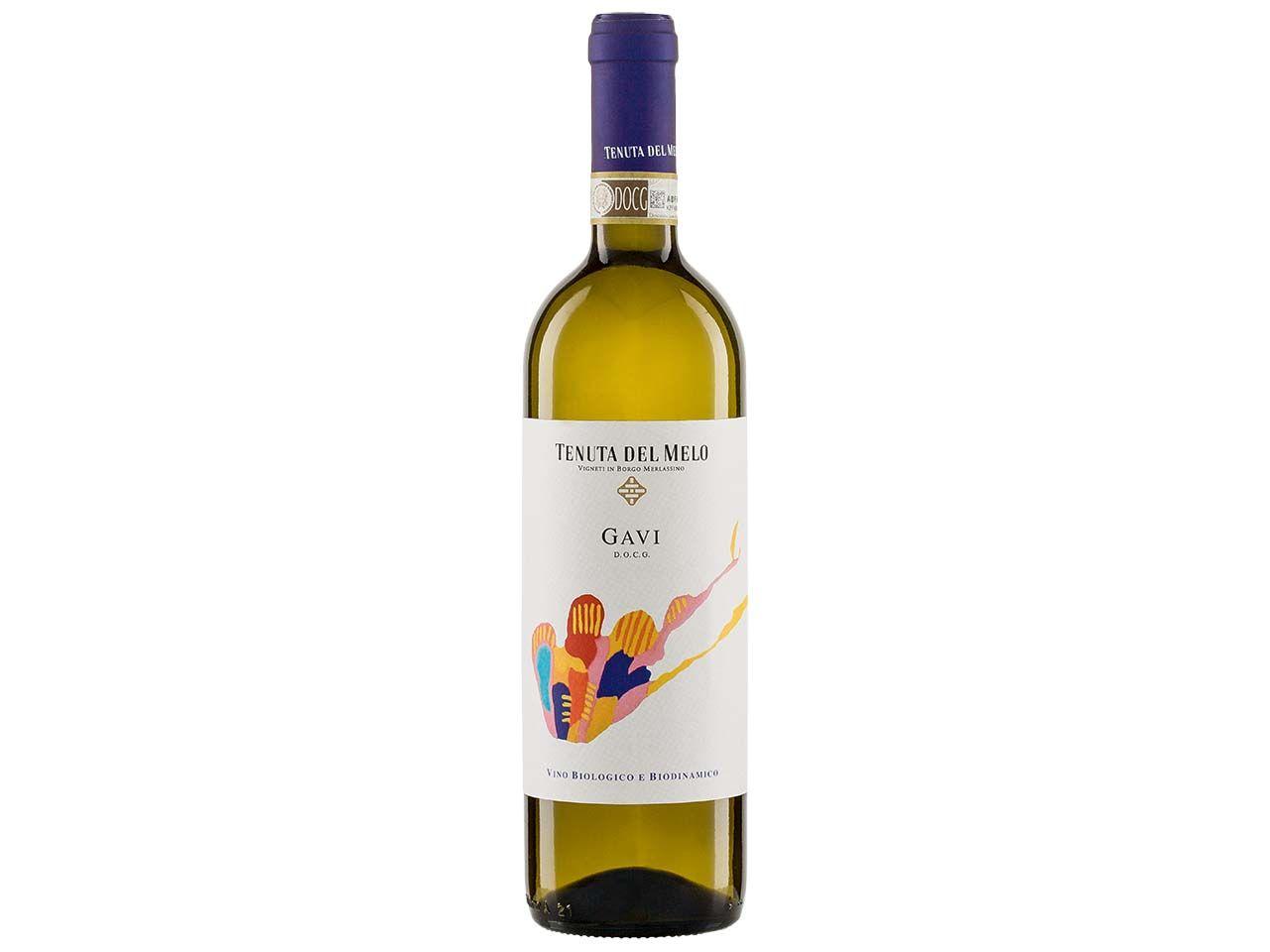Bio-Weißwein Gavi DOCG, Tenuta del Melo, 0,75 l 29360