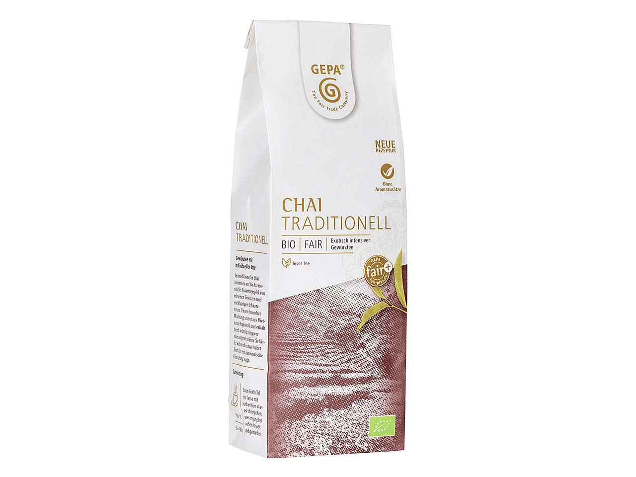 GEPA Chai Bio-Tee Traditionell, 100g 8880931