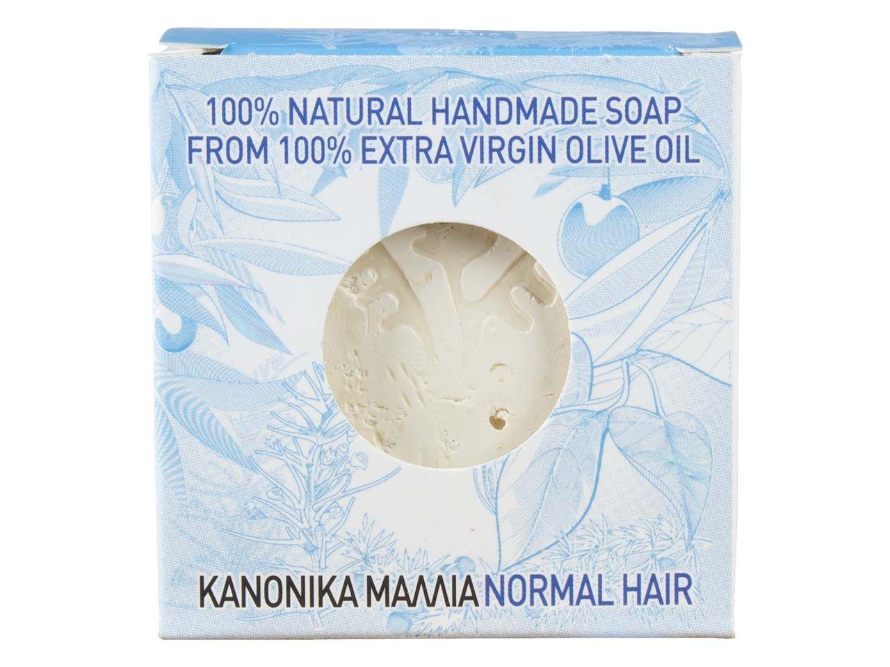 Haarseife aus Olivenöl für normales Haar, 100 g 1402