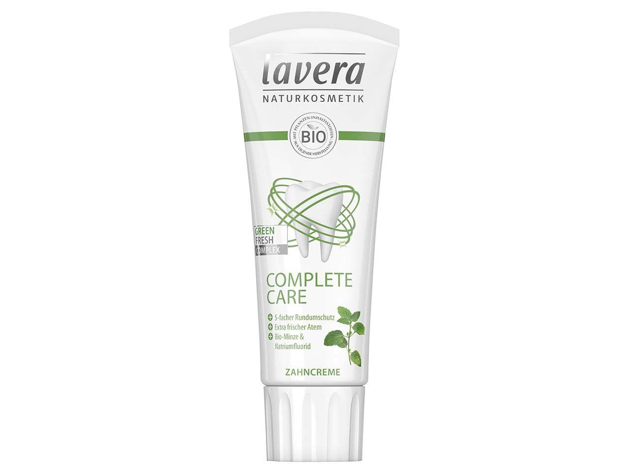"""Lavera Zahncreme """"Complete Care"""" 109332"""