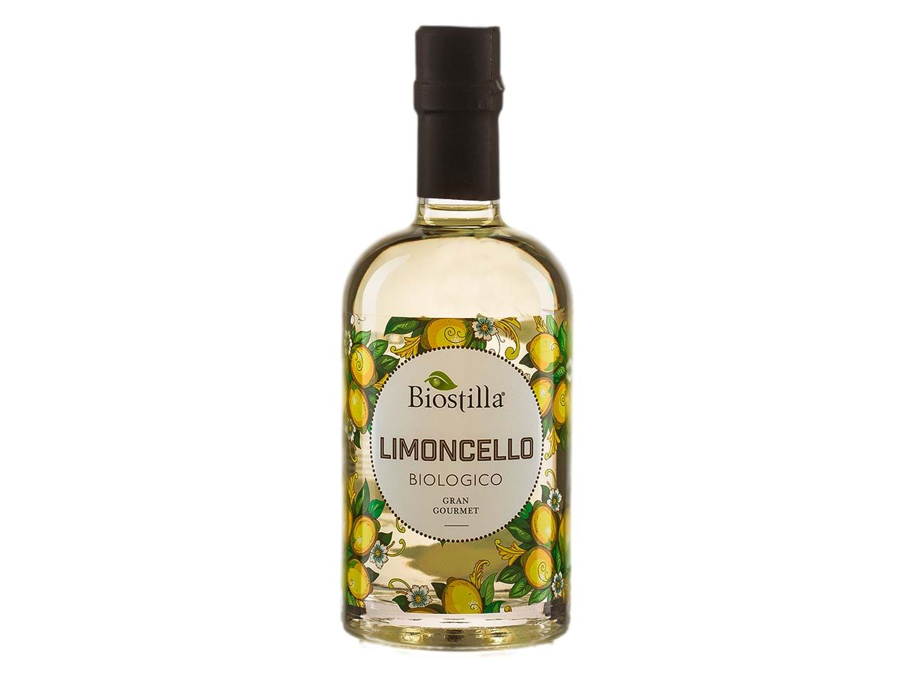Humbel Biostilla Bio-Limoncello aus Bio-Limonen, 0,5 l 10-122bio