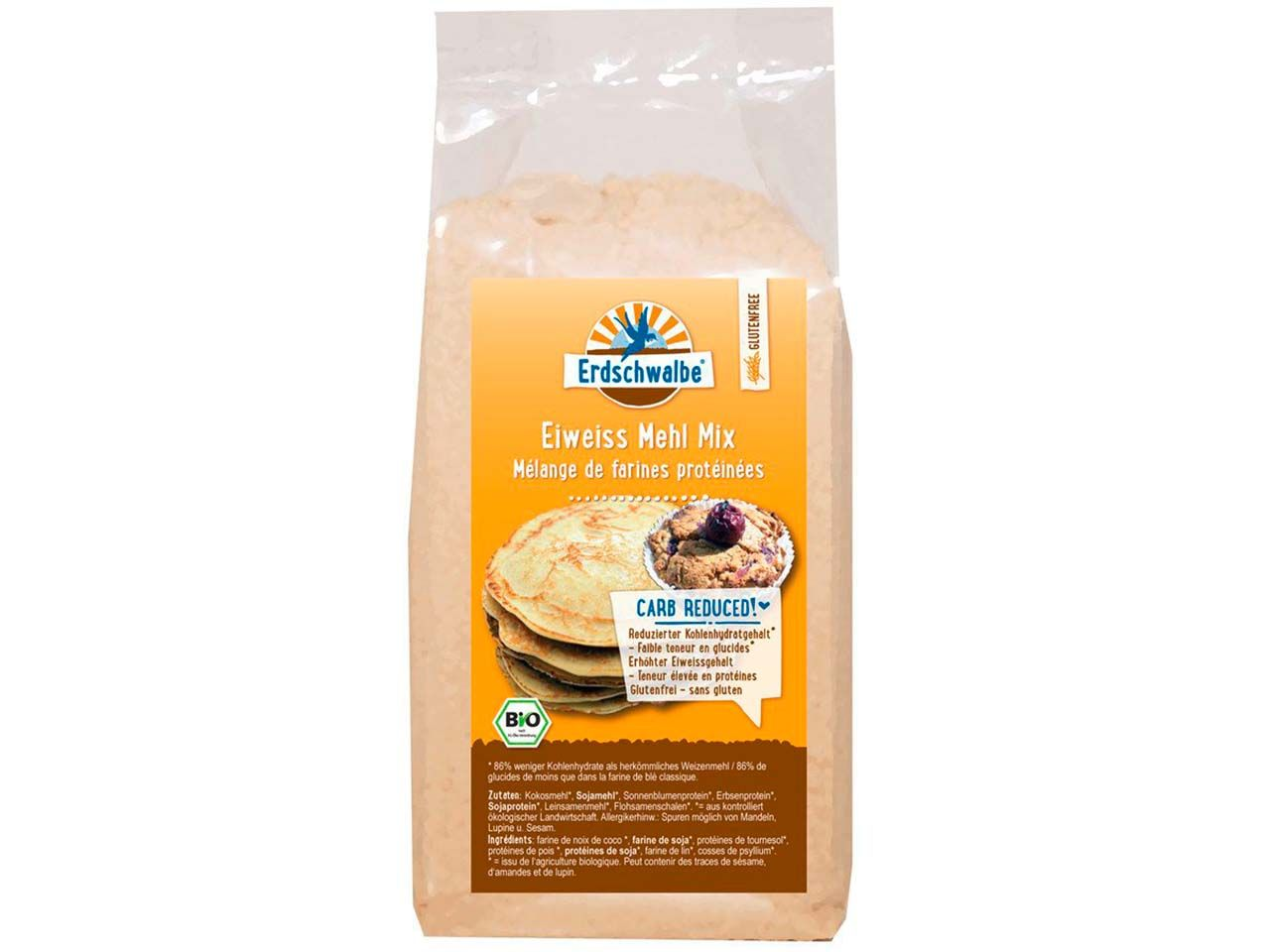 Erdschwalbe Bio-Eiweißmehl Mix 200 g 104031935