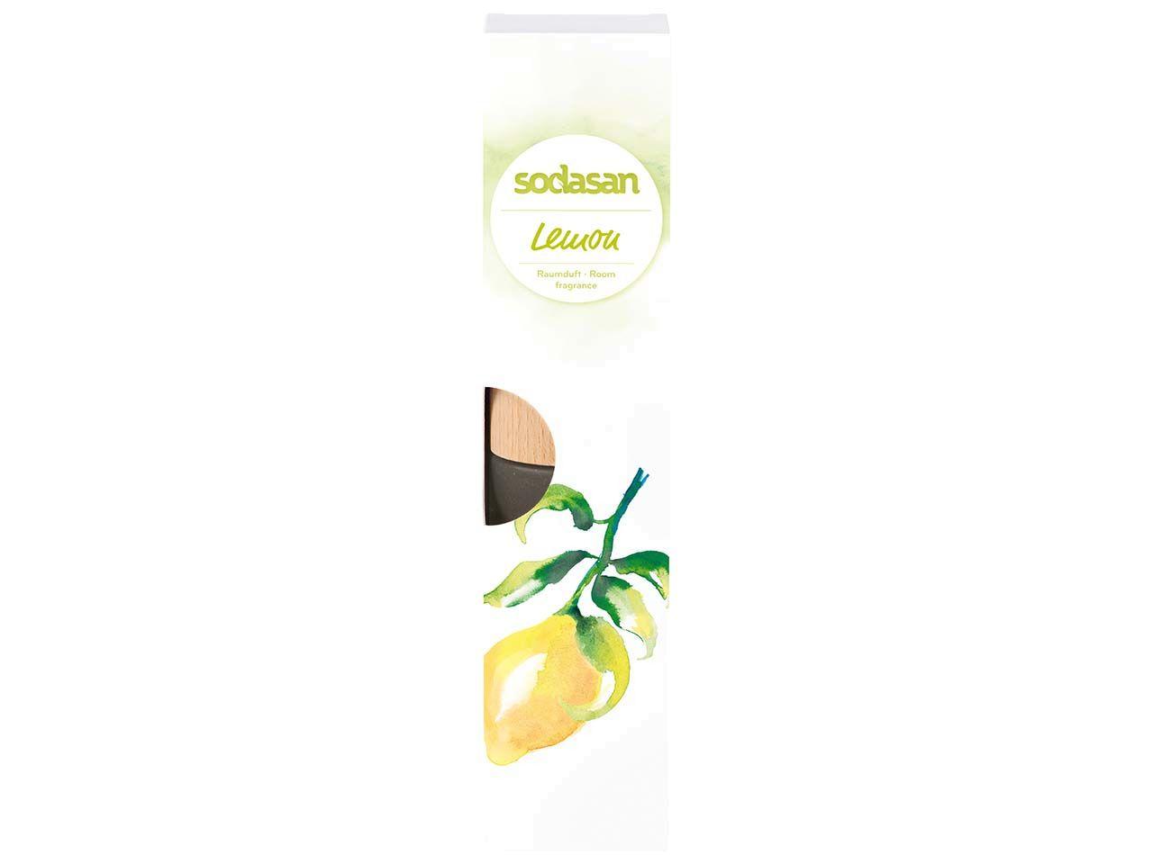 Sodasan Raumduft Lemon 200 ml 20001