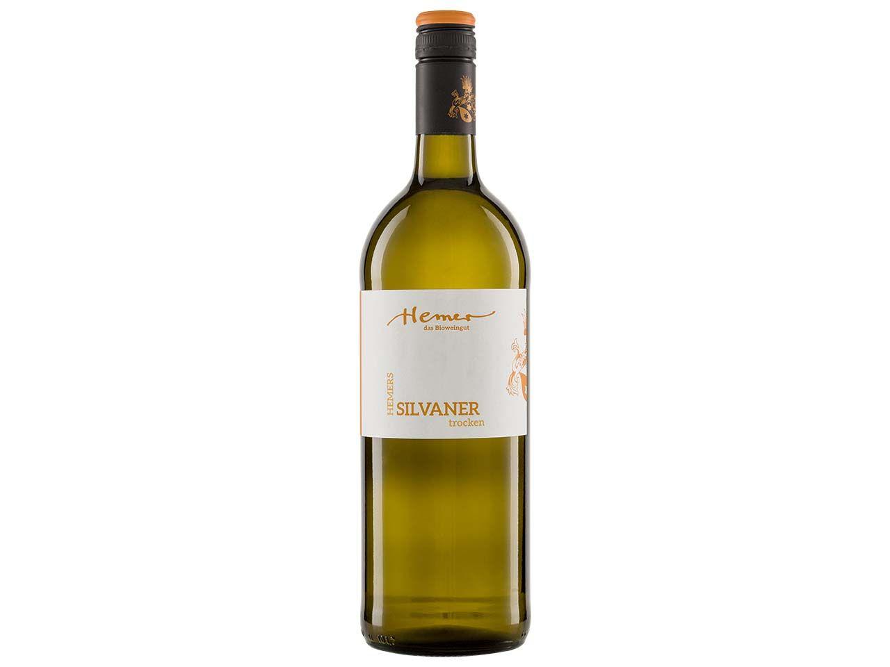 Bio-Weißwein Silvaner, Hemer, 1 l 57055