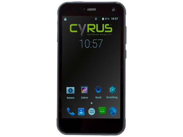 "Cyrus Smartphone ""CS28"" schwarz"