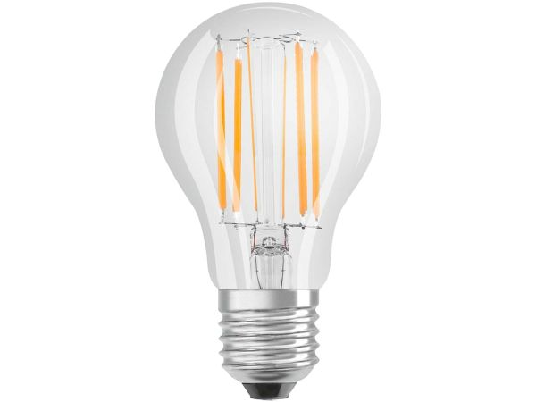"OSRAM LED-Lampe ""Superstar Filament"" CLA 75, 8,5 W, E27, 840"