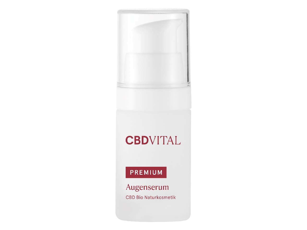 CBD Vital Belebendes Anit-Aging-Serum