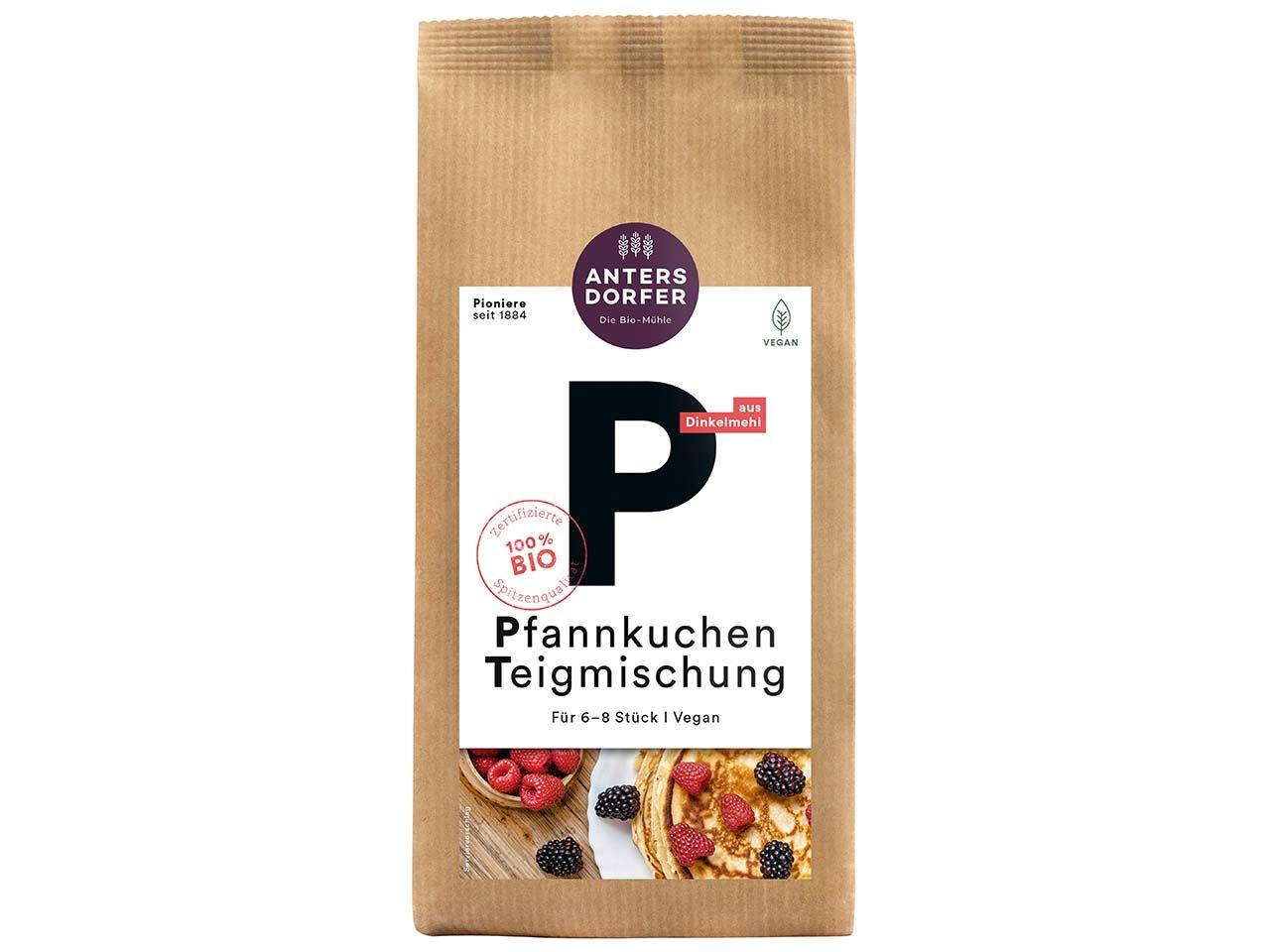 Antersdorfer Pfannkuchen Teigmischung 300 g A0416