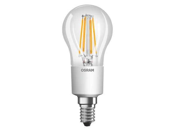 "OSRAM LED-Lampe ""Superstar Filament"" CLP 60, 5 W, E14, 470 lm"