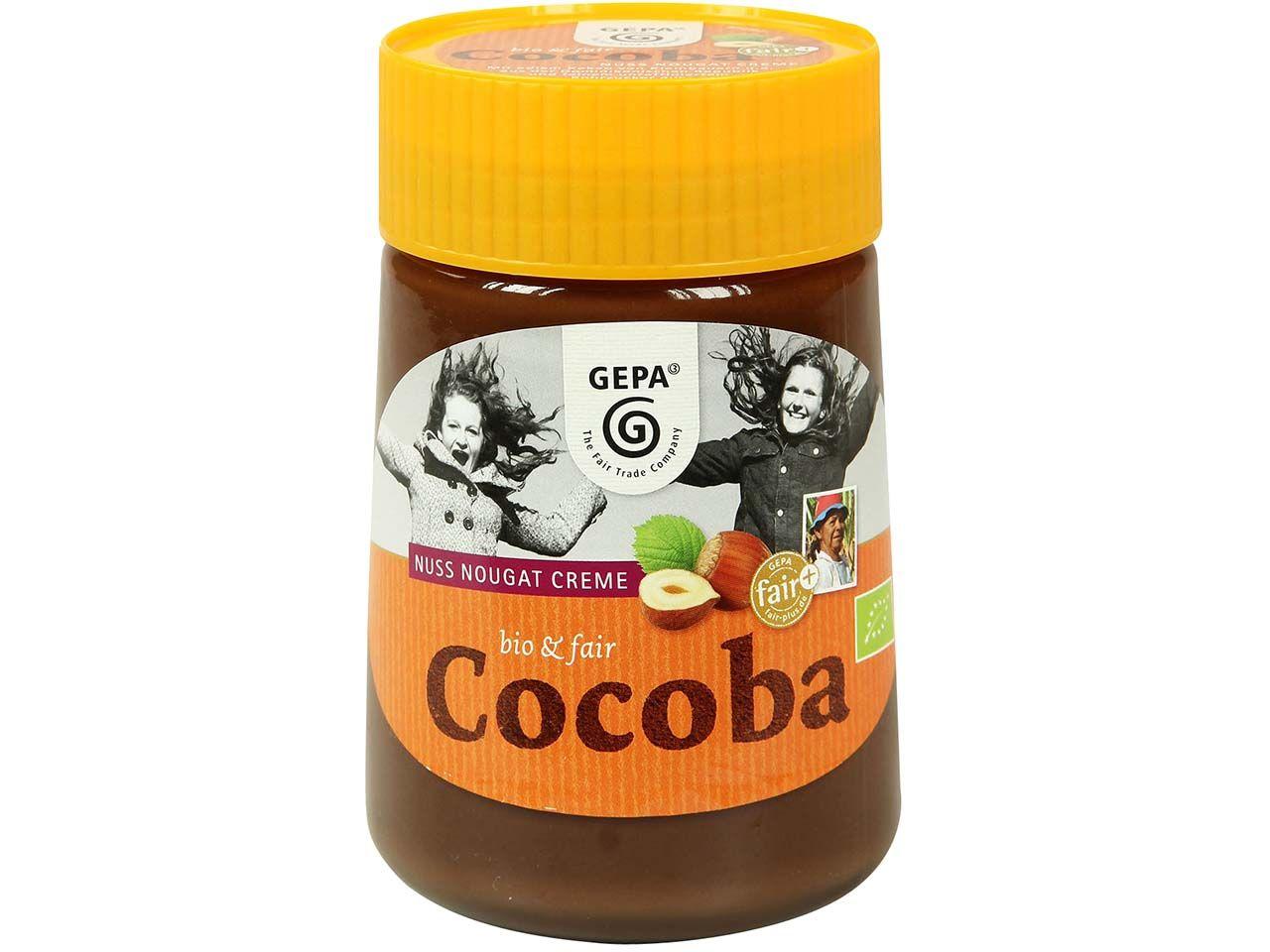 GEPA Bio Cocoba Nuss Nougat Creme 400g 8911878