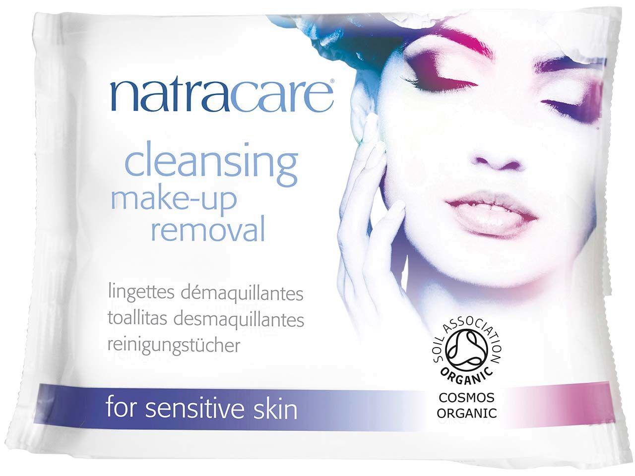 natracare Feuchte Kosmetiktücher 20 Stk. 0202