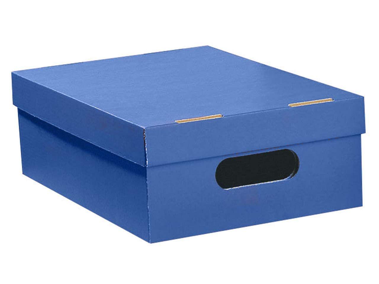 Stülpkiste blau klein 7049blau