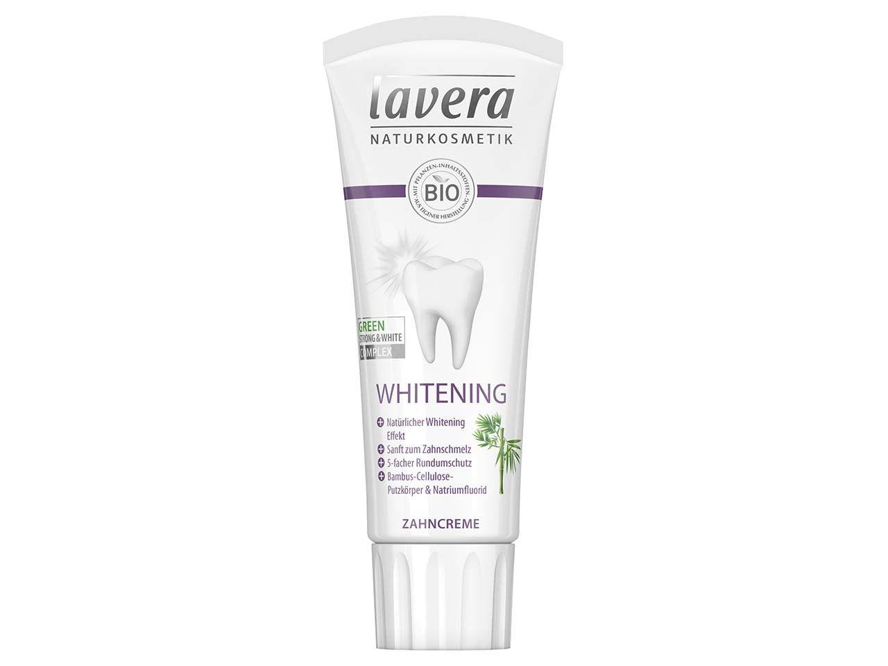 """Lavera Zahncreme """"Whitening"""" 109335"""