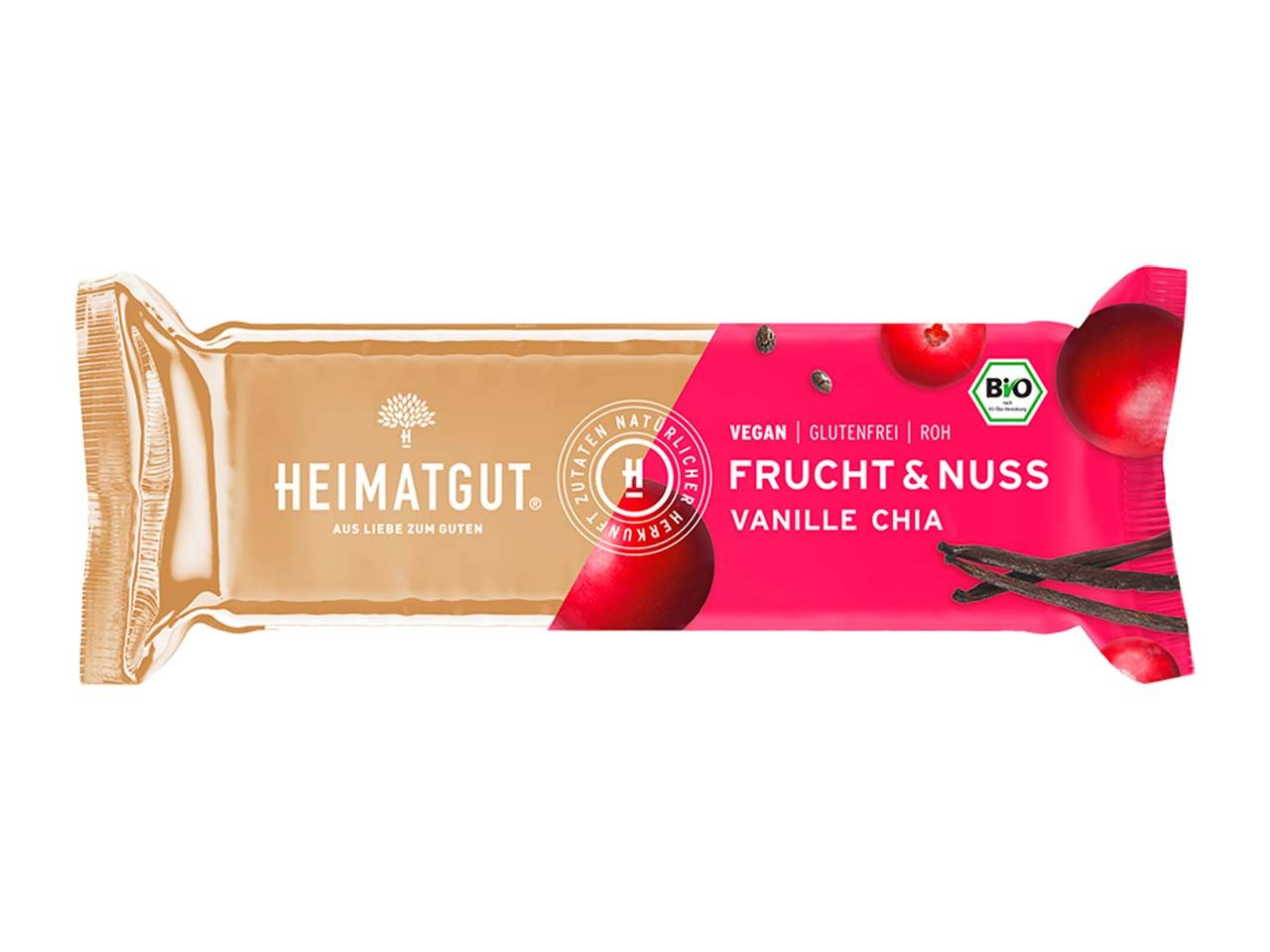 HEIMATGUT Bio-Fruchtriegel