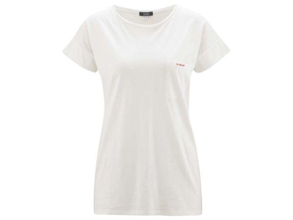 """Living Crafts Bio-Damen-T-Shirt """"Geraldine"""" offwhite, Gr. XS"""
