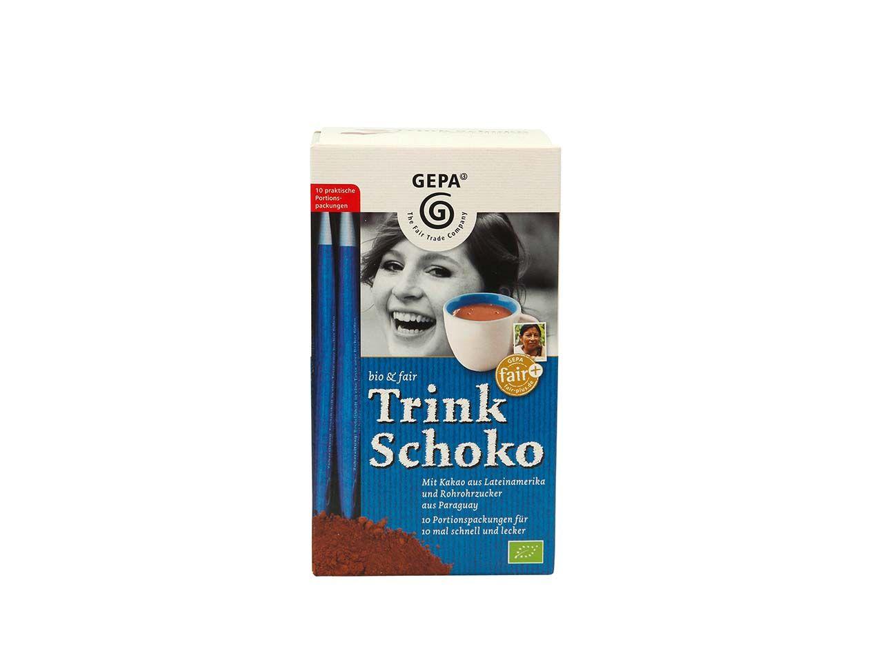 "GEPA Bio-Trinkschokolade ""Trink Schoko"" 8951884"