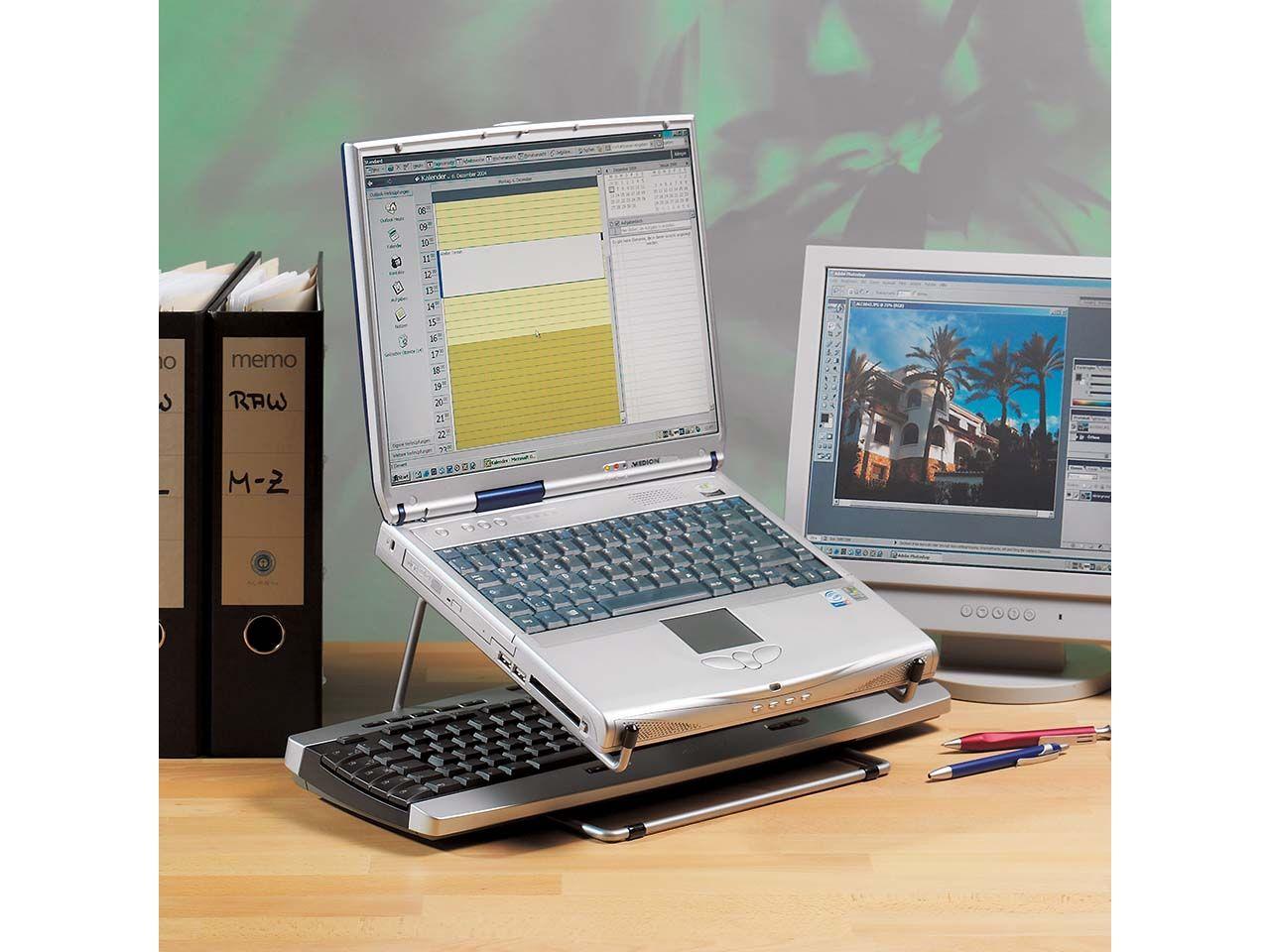 "Notebook-St'nder ""office"""