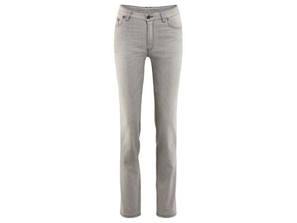 "Living Crafts Bio-Damen-Jeans ""Donna"" grau, Gr. 30R"