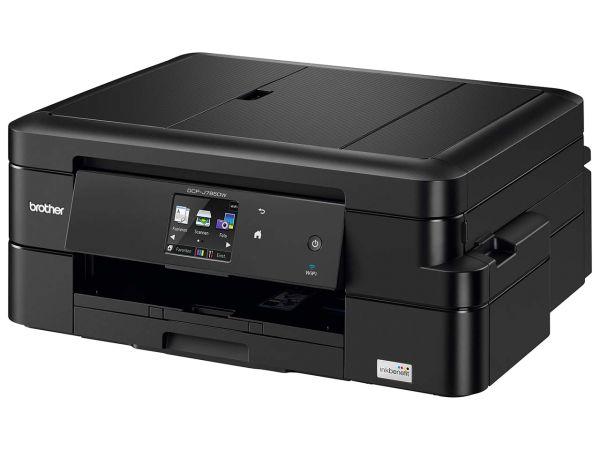 "Brother Tintenstrahl-Multifunktionsdrucker ""DCP-J785DW"""