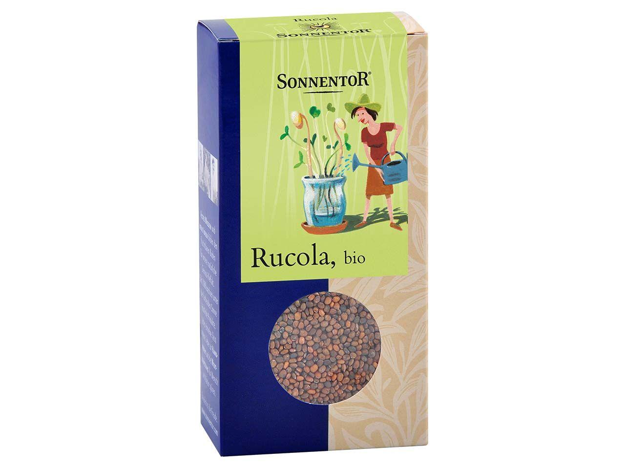 """Sonnentor Bio-Keimsaaten """"Rucola"""", 120 g 00782"""