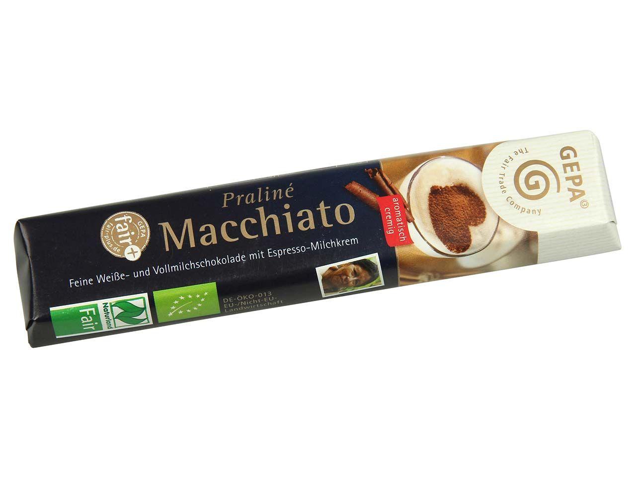GEPA Bio-Schokoladenriegel