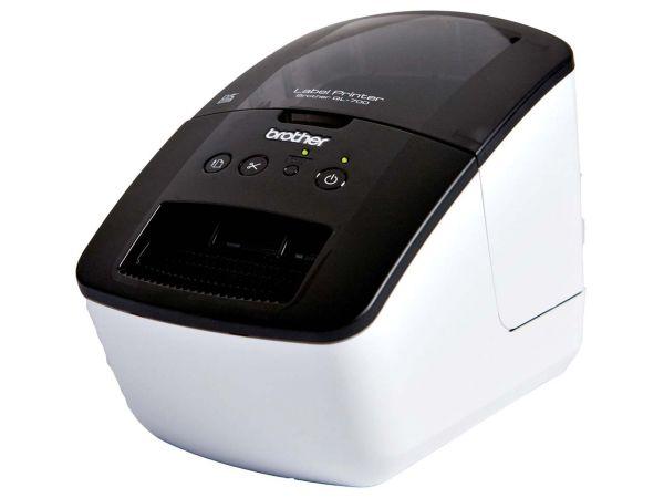 """Brother Etikettendrucker """"QL-700"""", B-Ware, Zustand sehr gut"""