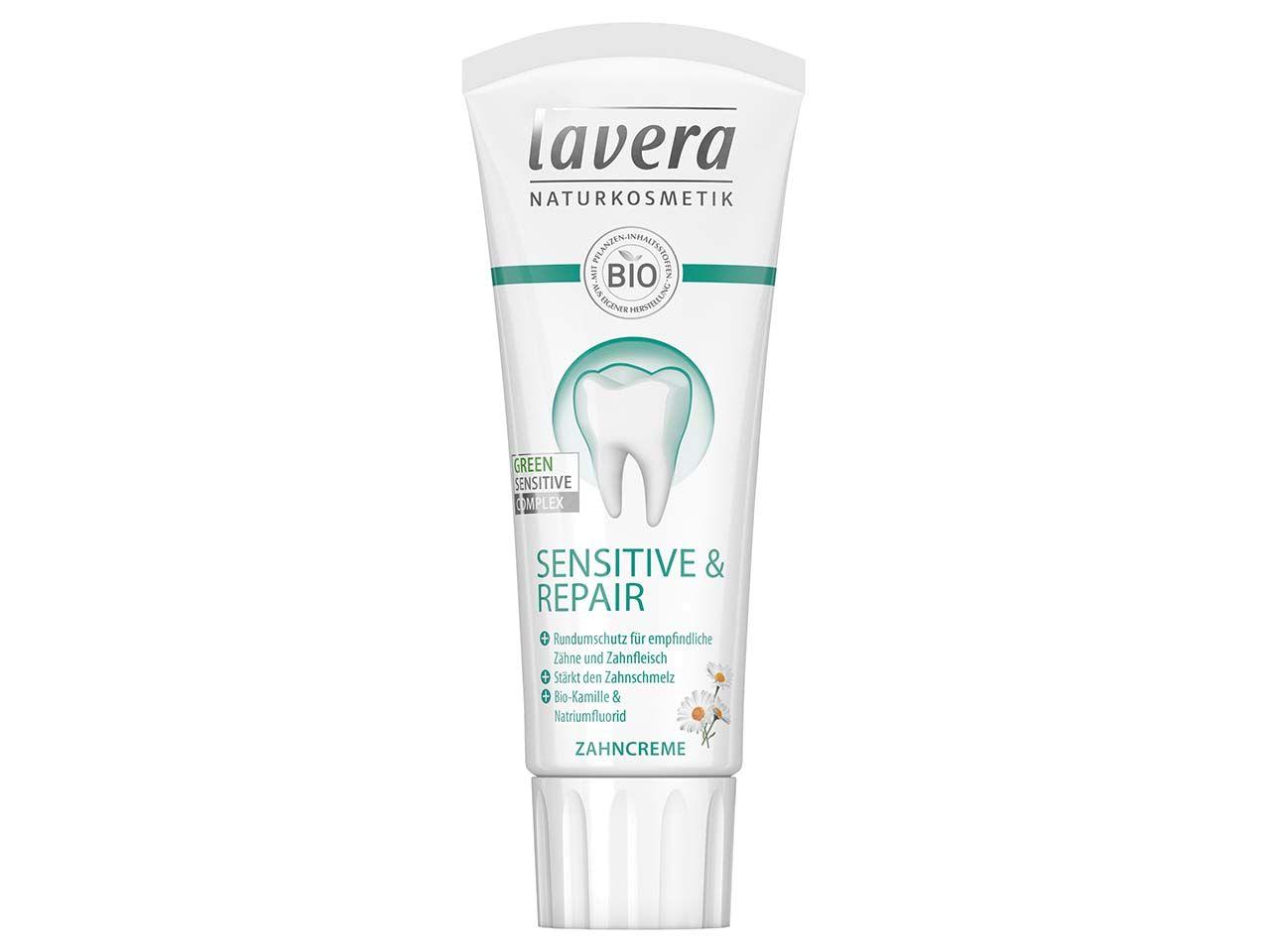 "Lavera Zahncreme ""Sensitive & Repair"" 109334"
