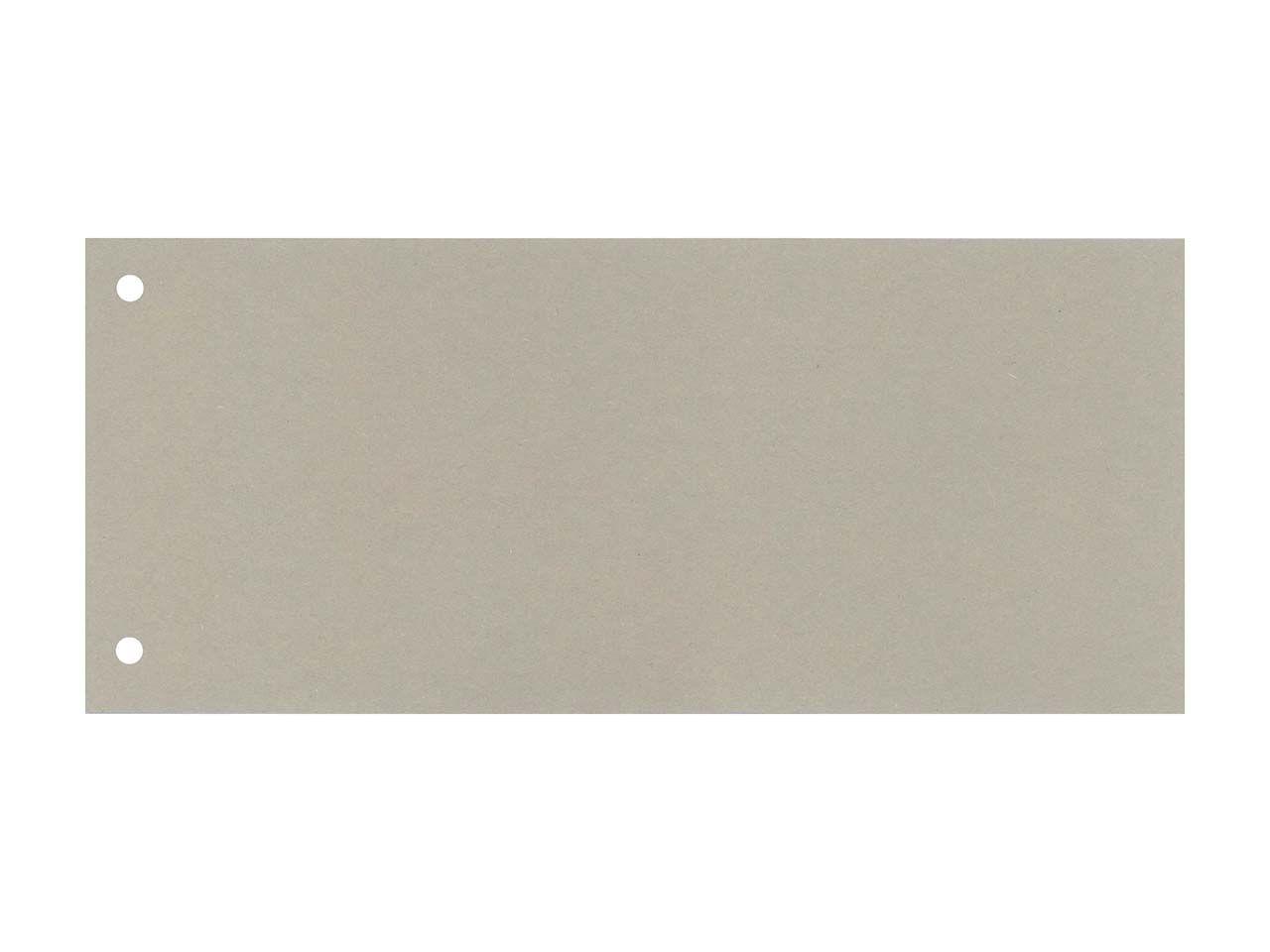 100 Trennstreifen grau 190 g/m² 50509