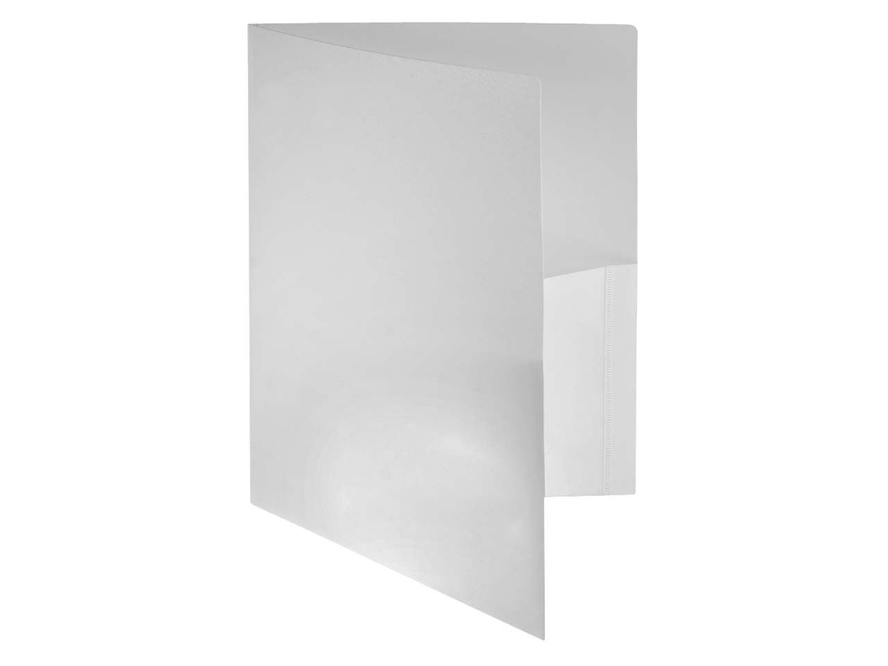 FolderSys Angebotsmappe für A4 weiß PP 10908-10