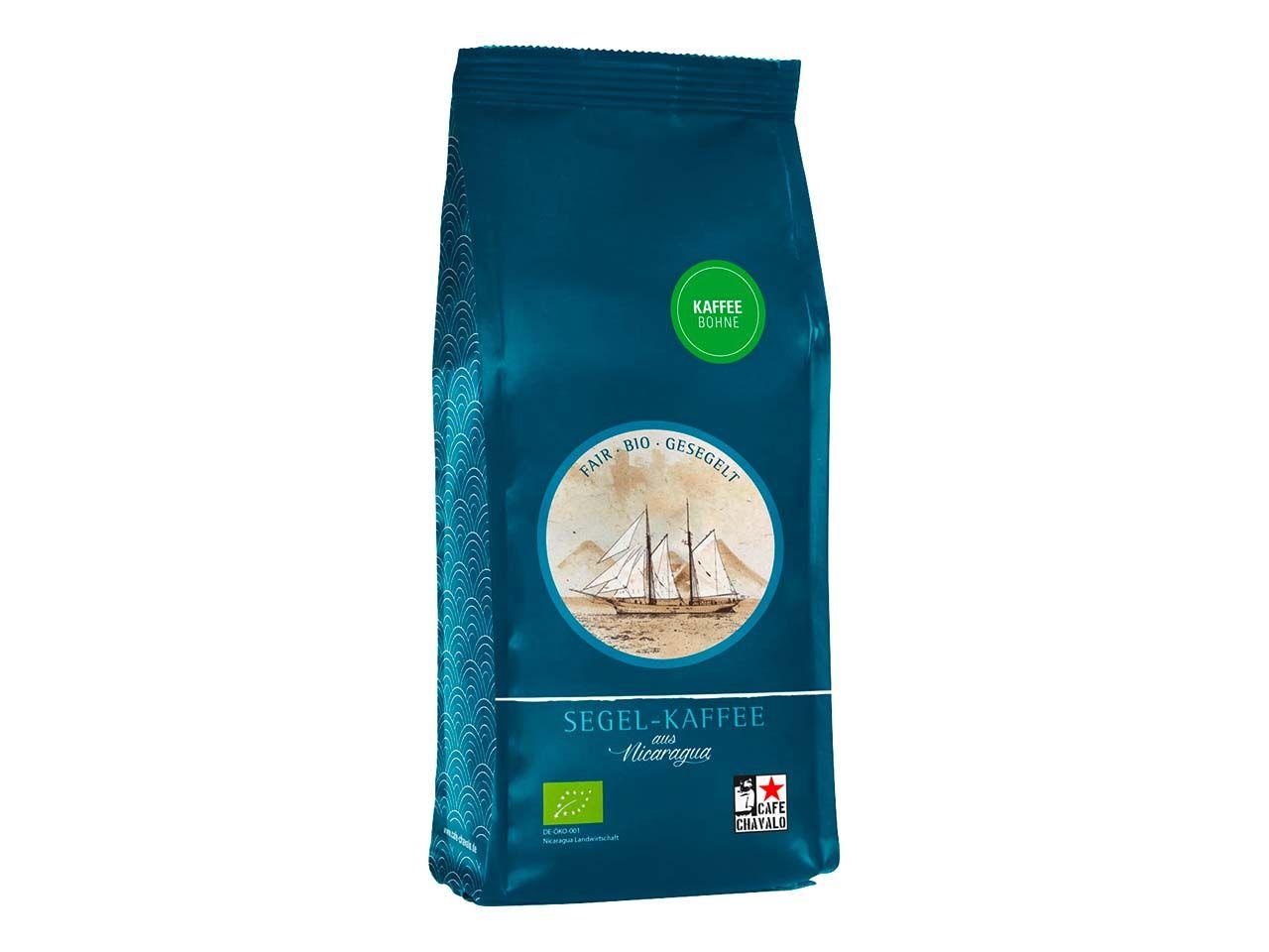 Café Chavalo Bio-Kaffee