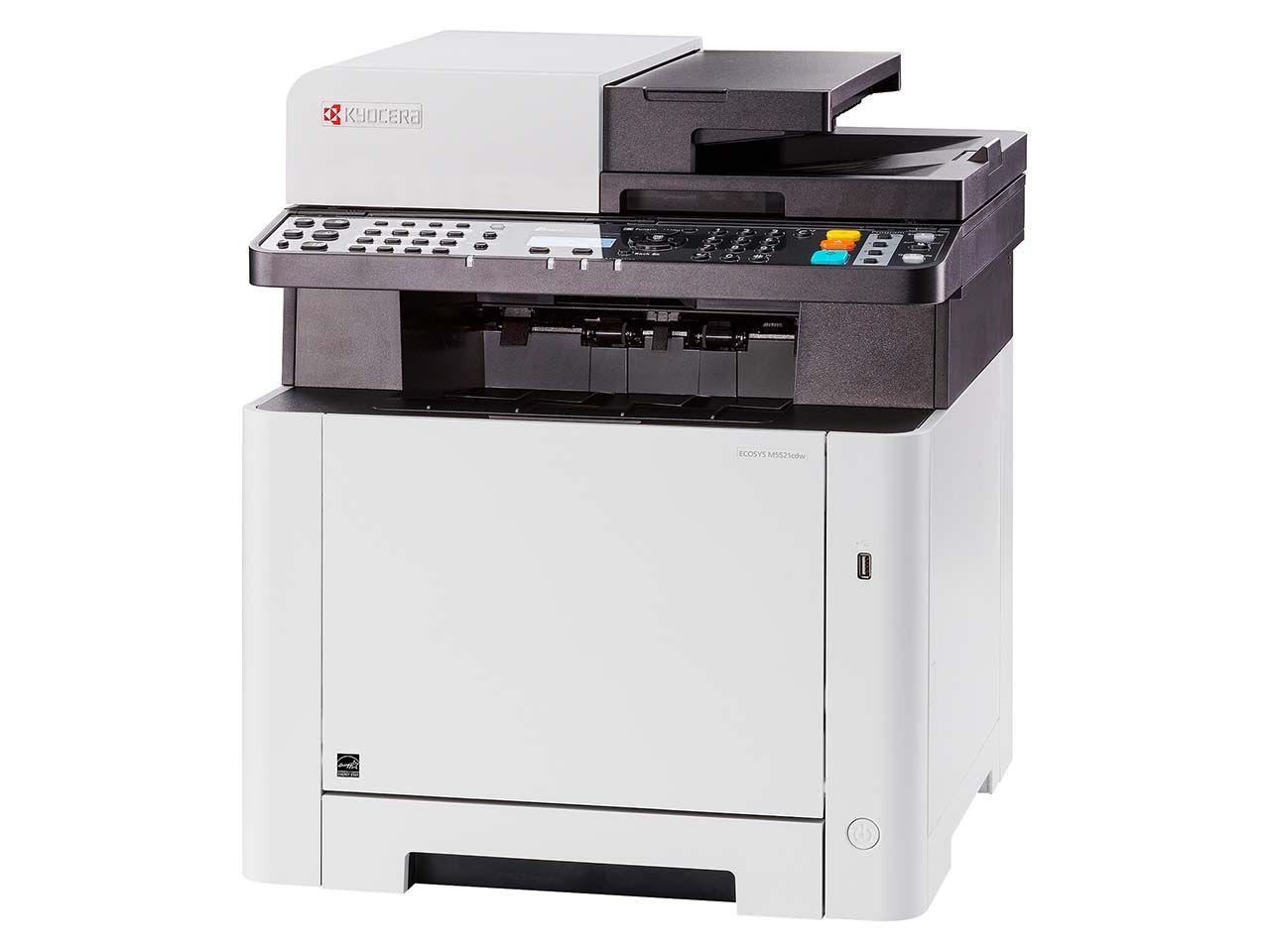 "Kyocera Farblaser-Multifunktionsdrucker ""ECOSYS M5521cdw"" 1102R93NL0"