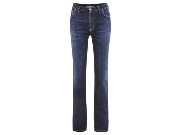 "Living Crafts Bio-Damen-Jeans ""Donna"" dunkelblau, Gr. 28R"