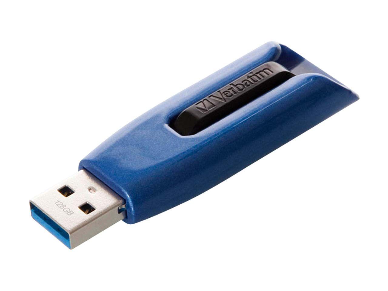 """Verbatim USB-Stick """"V3 MAX"""" 128 GB, USB 3.0 49808"""