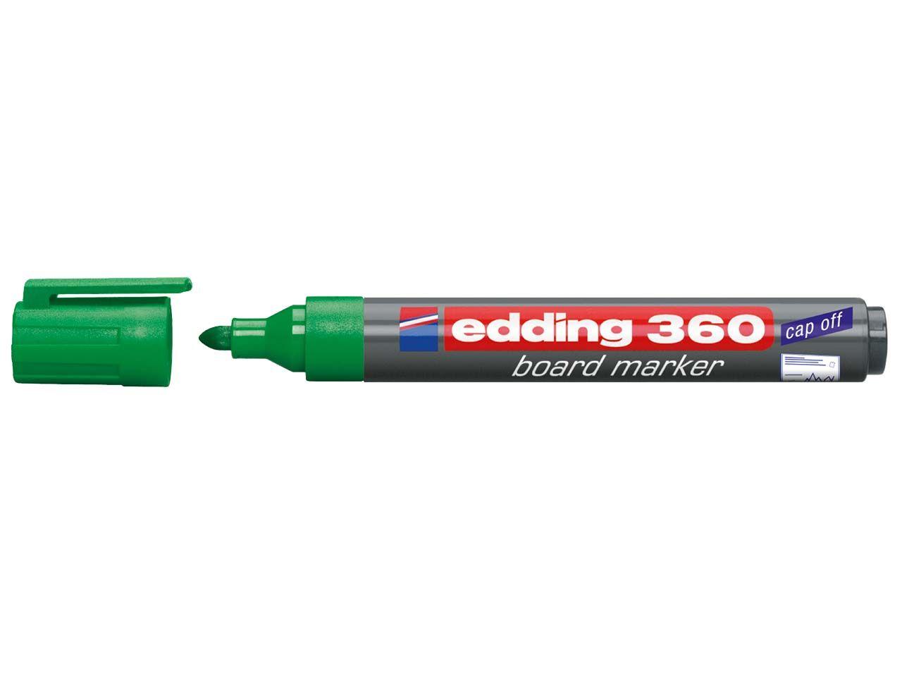 edding 360 Boardmarker grün 4-360004