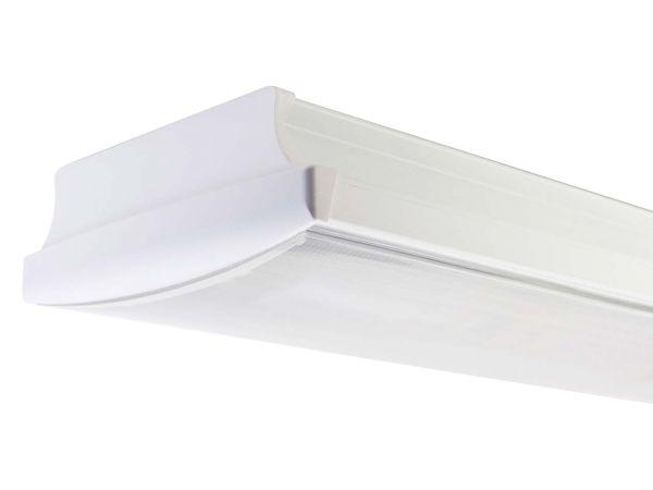 """Valtavalo Leuchtenkasten """"LED-Duo"""" 150 cm, opal cover, weiß"""