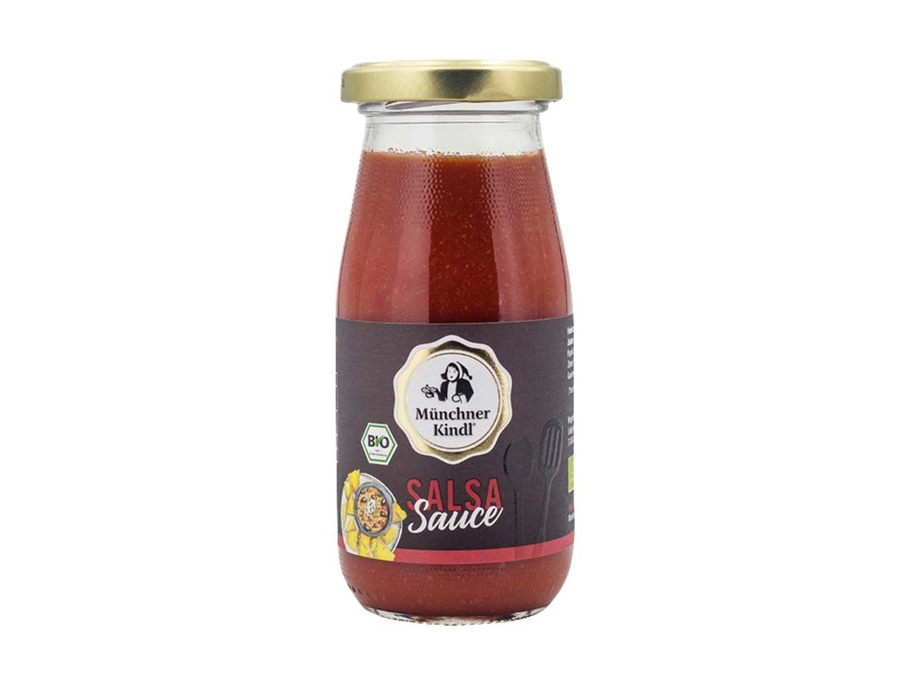 Münchner Kindl Bio-Salsa Sauce 250 ml 300247